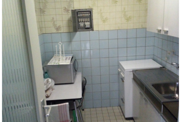 Renovatie Badkamer , keuken en verwarmings toestellen te Cyriel Degrootelaan 38   4é verd. (2019)